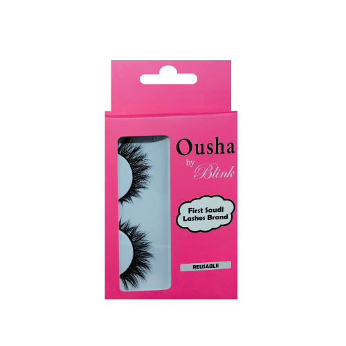Ousha Double Lashes no 9
