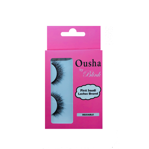 Ousha Double Lashes no 8