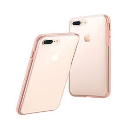 Anker KARAPAX Ice Cover for iPhone 7 / iPhone 8 - Clear& Pink