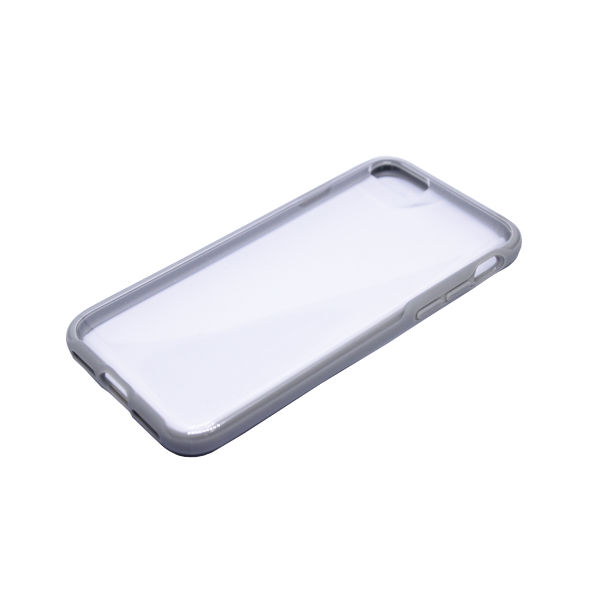 Anker KARAPAX Ice Cover for iPhone 7 / iPhone 8 - Clear %25 26 Grey