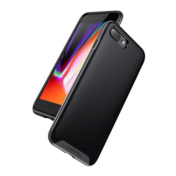 Anker KARAPAX Shield Cover for iPhone 7 Plus/ iPhone 8 Plus - Black