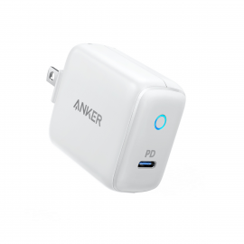 Anker PowerPort Type C- 1 PD Port - 18W - White