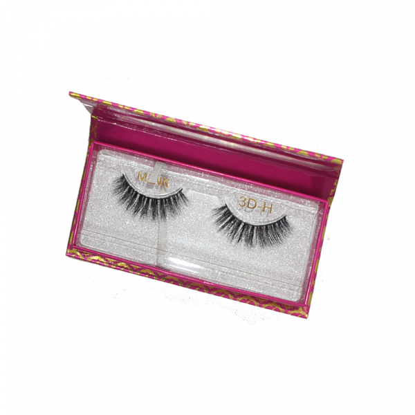 Natural Eyelashes 3D by Red Apple - H