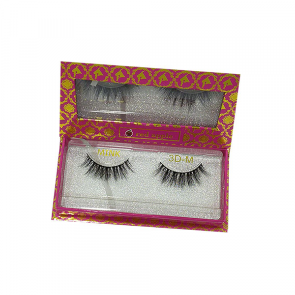 Natural Eyelashes 3D by Red Apple - M