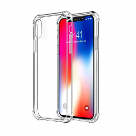 Shockproof cover with  screen protector for iPhone XR